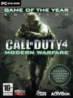 Call of Duty 4: Modern Warfare Game of the Ye