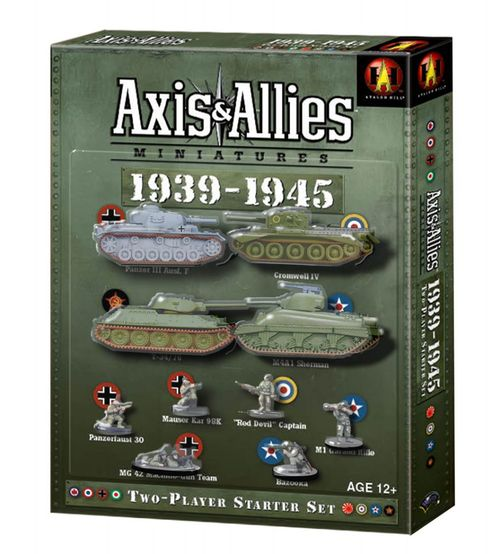 Best Price on Axis and Allies Miniatures 1939-1945 - Extrabux.com