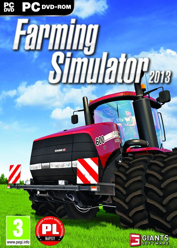 Farming Simulator 2013 / Symulator Farmy 2013 (2012) PL - post #1546011