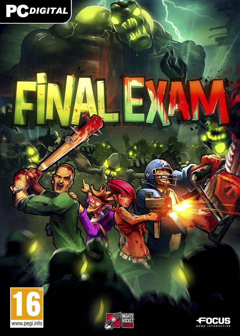 Final Exam pc cover small دانلود بازی Final Exam برای PC