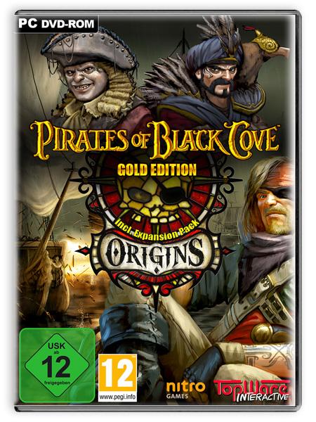 Pirates of Black Cove (Арт.