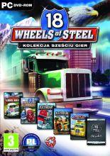 18 Wheels of Steel - kolekcja sześciu gier