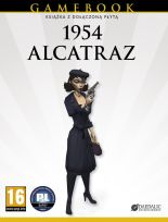 Gamebook - 1954 Alcatraz (książka + gra)