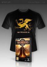 Age of Wonders III + koszulka