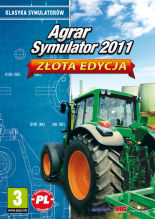 Klasyka Symulatorów: Symulator Agrar 2011 Złota Edycja