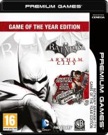 Batman: Arkham City - Game of the Year Edition NPG