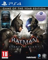 Batman: Arkham Knight - Game of The Year Edition