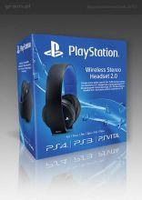 Bezprzewodowe słuchawki do konsoli PlayStation 4