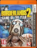 Borderlands 2 - Game of the Year Edition PKK