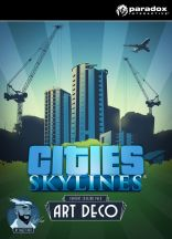 Cities: Skylines - Content Creator Pack: Art Deco - DLC