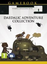 Gamebook - Daedalic Adventure Collection (książka + gra)