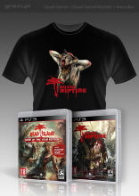 Dead Island GOTY + Dead Island Riptide + koszulka