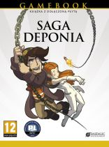 Gamebook - Deponia - The Complete Journey (książka + gra)