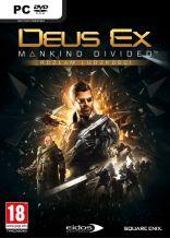Deus Ex: Rozłam Ludzkości - Edycja Kolekcjonerska