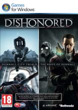 Double DLC Pack Dishonored: Dunwall City Trials & The Knife of the Dunwall