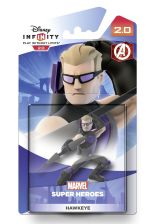 Disney Infinity 2.0 - figurka postaci - Hawkeye (The Avengers)