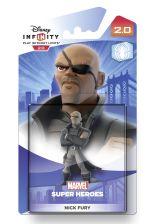 Disney Infinity 2.0 - figurka postaci - Nick Fury (Spiderman)