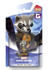 Disney Infinity 2.0 - figurka postaci - Rocket Raccoon (Guardians of The Galaxy)