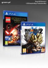 PS4 Gra Dragonball Xenoverse 2 + LEGO Gwiezdne Wojny: Przebudzenie Mocy
