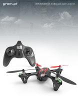 DRON HUBSAN H107C X 4 Mini Quadcopter Camera