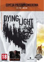 Dying Light - Edycja Przedpremierowa (rozmiar koszulki XL)