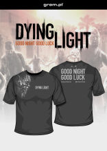 Dying Light - koszulka (kolor szary)