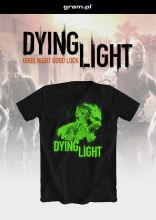 Dying Light - koszulka świecąca w ciemności