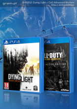 Dying Light + Call of Duty: Advanced Warfare - Atlas Limited Edition