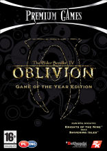 The Elders Scroll IV: Oblivion - Game of the Year Edition NPG