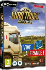 Euro Truck Simulator 2 Vive la France DLC