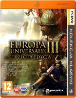 Europa Universalis III - Złota Edycja