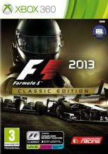 """F1 2013 Edycja Specjalna - """"Classic"""""""