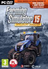 Farming Simulator 15 - Oficjalny Dodatek