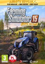 Farming Simulator 15 - Złota Edycja