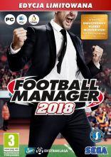 Football Manager 2018 - Edycja Limitowana