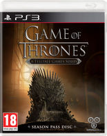 PS3 Game of Thrones: A Telltale Games Series