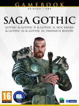 Saga Gothic - Gothic, Gothic II, Gothic 3 + dodatki (książka + gry)