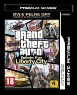 Grand Theft Auto: Episodes from Liberty City NPG