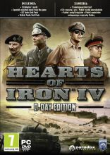 Hearts of Iron IV D-Day Edition