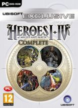 Heroes of Might and Magic I-IV Complete