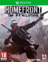 HOMEFRONT The Revolution + DLC