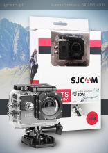 Kamera sportowa SJCAM: SJ4000