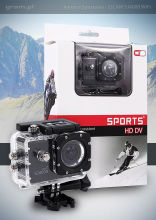 Kamera sportowa SJCAM: SJ4000 WiFi