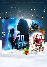 PAK Karaoke 70 Hitów + gratis Karaoke Kolędy vol.1