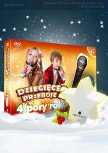 PAK Karaoke Dziecięce Przeboje vol. 2 (Cztery Pory Roku) + gwiazdka