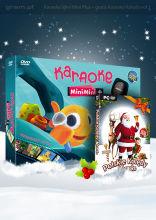 PAK Karaoke Mini Mini Plus +gratis Karaoke Kolędy vol.1