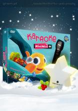 PAK Karaoke Mini Mini Plus + gwiazdka