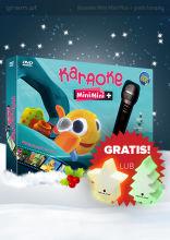 PAK Karaoke Mini Mini Plus + choinka