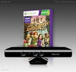 Kinect + Kinect Adventures