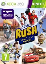 Kinect Rush: A Disney Pixar Adventure